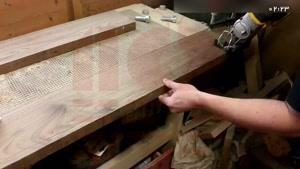 ساخت میز رزینی از صفر تا صد
