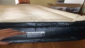 آموزش نصب تخت خواب بادی و استفاده از تخت بادی