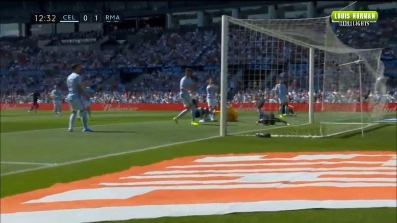 خلاصه بازی رئال مادرید - سلتاویگو