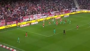 خلاصه بازی رئال مادرید - ردبول سالزبورگ