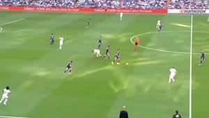 خلاصه بازی رئال مادرید و وایادولید-لالیگا اسپانیا