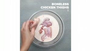 روشهای سرخ کردن مرغ