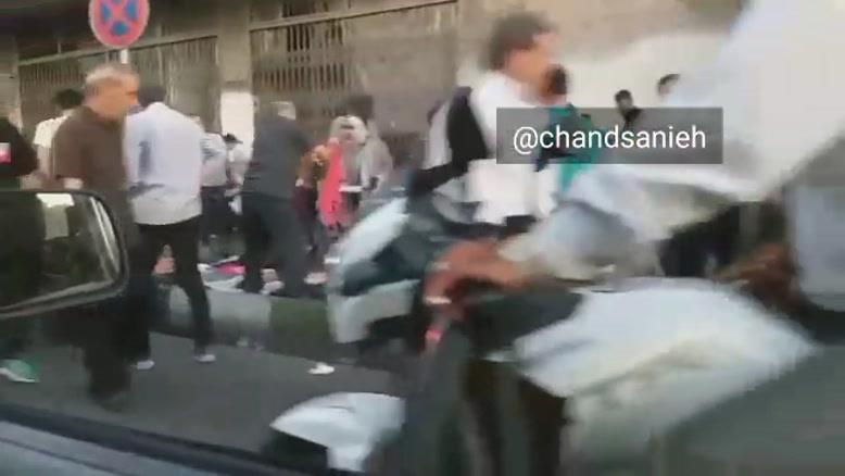 میدان امام حسین و پاتوق سارقان و عرضه اجناس سرقتی