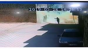 حادثه انفجار مواد ترقه در شاپورآباد برخوار اصفهان