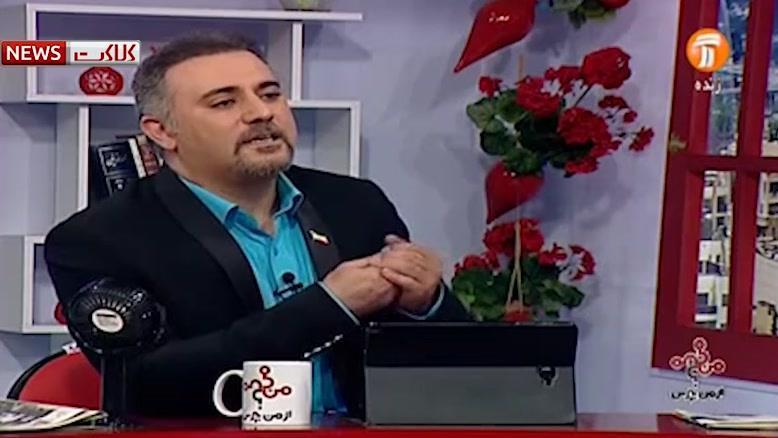 سوال جالب  و پر سر و صدای مجری تلویزیون از رئیس پلیس