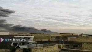 انفجار شدید جنوب بغداد را لرزاند