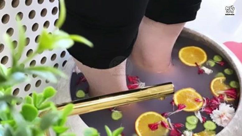 بهداشت پاها