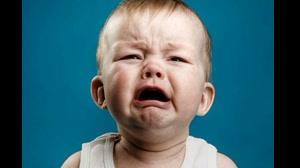 گریه کردن کودک در مهد