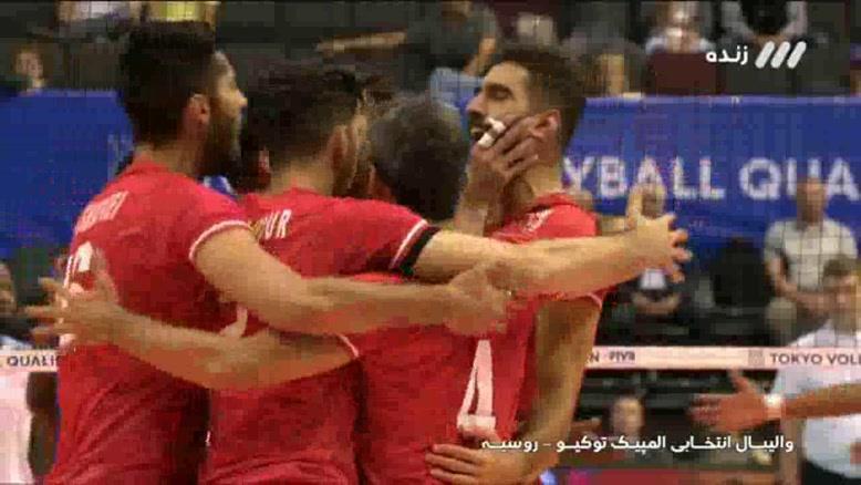 بازی کامل  والیبال ایران - کوبا