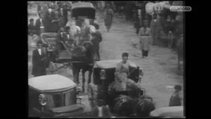 ترافیک تهران در دوران قاجار!