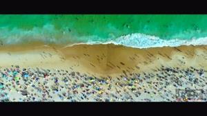 فیلمی کم نظیر از مکان های چشم گیر در شهر ریو دو ژانیرو  در برزیل