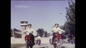 بانوان پلیس تهران در دهه پنجاه