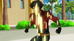 انیمیشن عدالت جویان جوان فصل 3 قسمت  نوزده