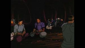انیمیشن برزرک  دوبله فارسی فصل 1 قسمت بیست و یک