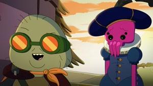 انیمیشن فضای نهایی  فصل 2 قسمت ده