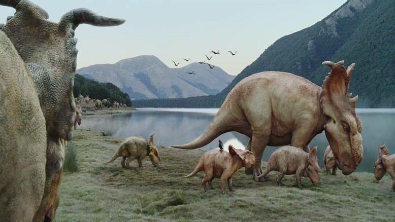 انیمیشن پاچی دایناسور دوبله فارسی