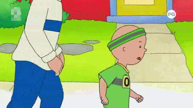انیمیشن caillou قسمت هفتاد و هشت