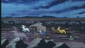 انیمیشن کیمبا شیر سفید قسمت چهل و هشت