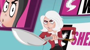 انیمیشن شیزو فصل 1 قسمت بیست و شش