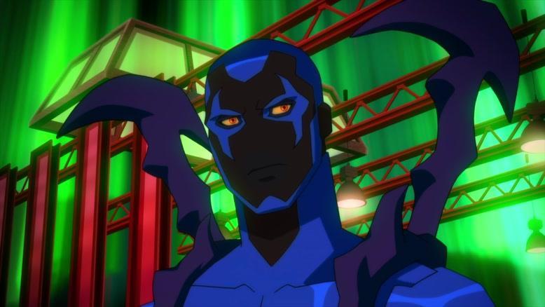 انیمیشن عدالت جویان جوان فصل 3 قسمت  بیست و چهار