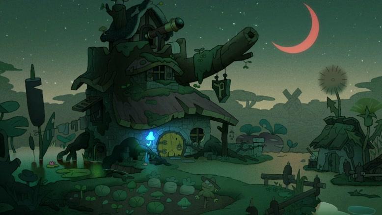 انیمیشن آمفیبیا فصل 1 قسمت سی و دو