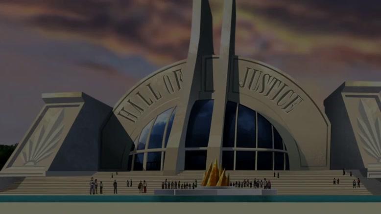 انیمیشن عدالت جویان جوان فصل ۱ قسمت یک