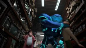 انیمیشن  داستان های  آرکادیا فصل 2 قسمت دوازده
