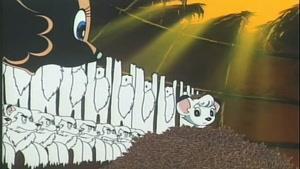انیمیشن کیمبا شیر سفید قسمت پنجاه و یک