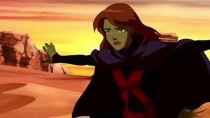 انیمیشن عدالت جویان جوان فصل ۱ قسمت نه