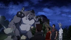 انیمیشن عدالت جویان جوان فصل 3 قسمت  بیست و پنج