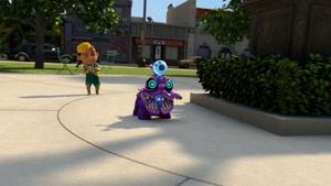 انیمیشن  داستان های  آرکادیا فصل 2 قسمت هشت