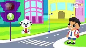 انیمیشن آموزش زبان انگلیسی Little Angel قسمت بیست و شش