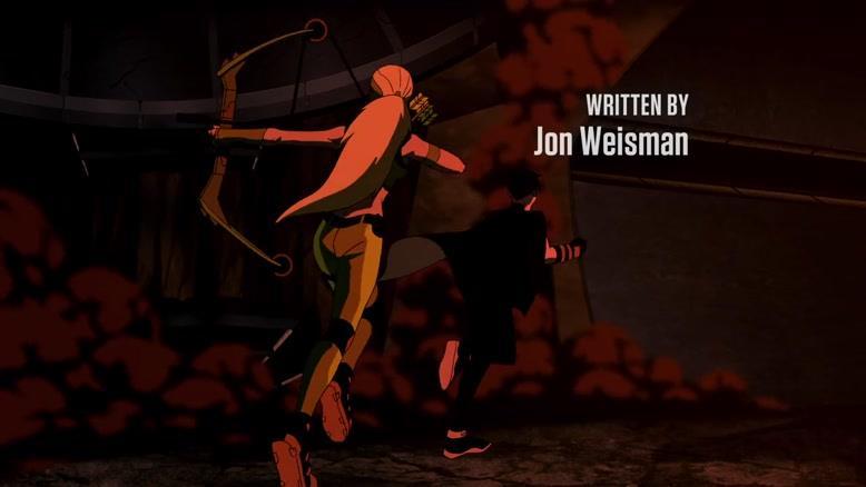 انیمیشن عدالت جویان جوان فصل ۱ قسمت دوازده