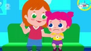 انیمیشن آموزش زبان انگلیسی Little Angel قسمت بیست و هفت