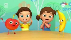 انیمیشن آموزش زبان انگلیسی Little Angel قسمت بیست و دو