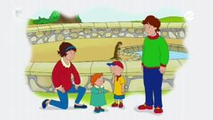 انیمیشن caillou قسمت 83