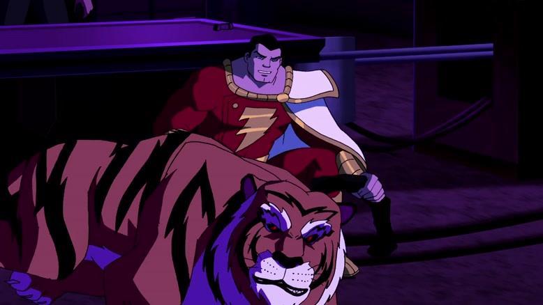 انیمیشن عدالت جویان جوان فصل ۱ قسمت سیزده