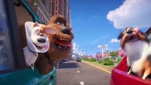 انیمیشن زندگی مخفی حیوانات خانگی ۲