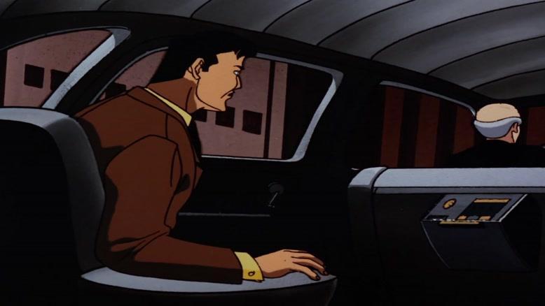 انیمیشن بتمن فصل 1 قسمت سی و دو