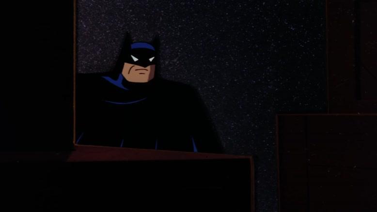انیمیشن بتمن فصل 1 قسمت سی و هفت