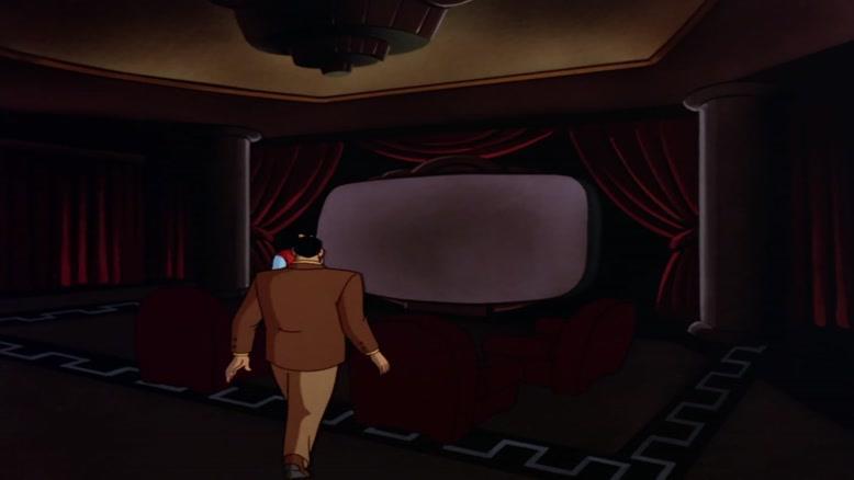 انیمیشن بتمن فصل 1 قسمت سی و هشت