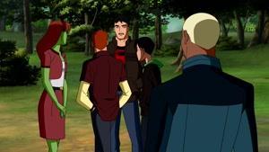 انیمیشن عدالت جویان جوان فصل ۱ قسمت سه