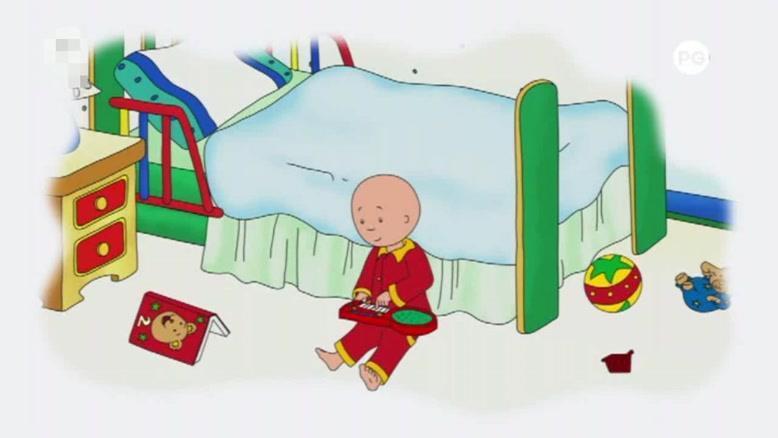 انیمیشن caillou قسمت هفتاد و دو