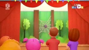 انیمیشن آموزش زبان انگلیسی Little Angel قسمت سی و سه