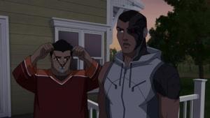 انیمیشن عدالت جویان جوان فصل 3 قسمت دوازده