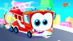 انیمیشن آموزش زبان انگلیسی Little Angel قسمت بیست