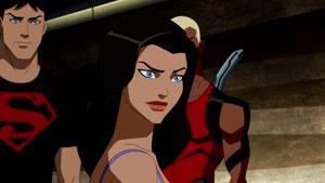 انیمیشن عدالت جویان جوان فصل ۱ قسمت پانزده