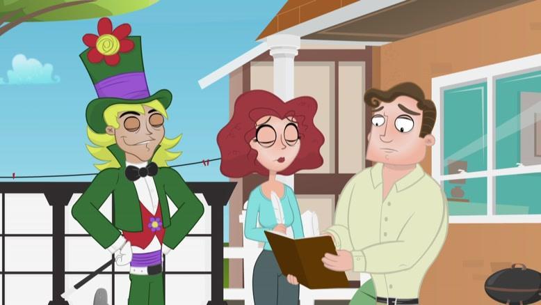 انیمیشن شیزو فصل 1 قسمت سیزده
