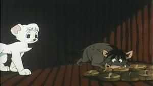 انیمیشن کیمبا شیر سفید قسمت هجده