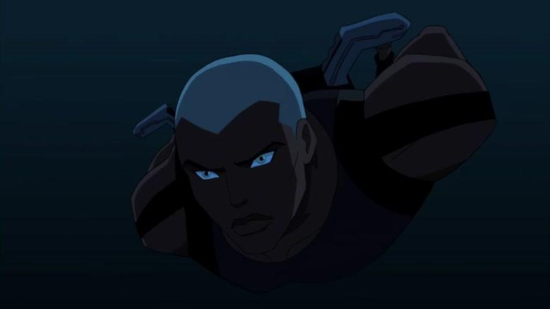 انیمیشن عدالت جویان جوان فصل ۱ قسمت چهار